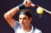 Федерер вибився в лідери сезону за кількістю перемог