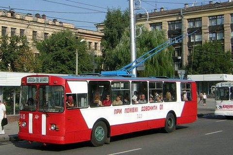 У Харькова отберут за долги 57 троллейбусов и 10 трамваев