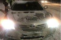 В Киеве четверо иностранцев ранили таксиста и угнали автомобиль