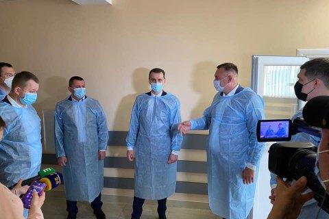 Ляшко пообіцяв запровадити електронні лікарняні в усіх лікарнях з 1 вересня