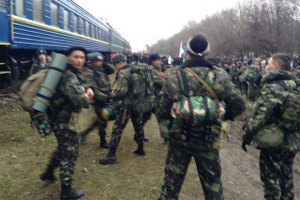 До Києва стягують 1,5 тис. десантників і 400 морпіхів, - журналіст