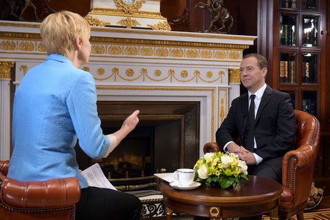 Медведєв порівняв Україну з Югославією перед розпадом
