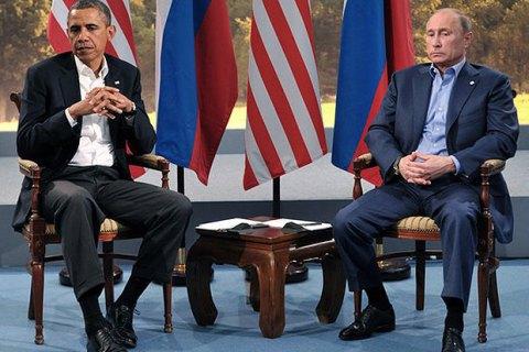 """Порошенко надеется, что Обама """"даст стимул"""" Путину для выполнения минских соглашений"""