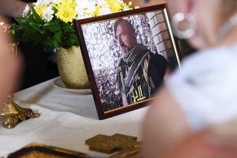 Пушилин передал Сайдику документы погибшего в АТО оперного певца Слипака