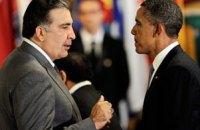 Обама и Саакашвили поговорят о нападении на Иран