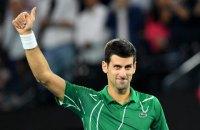 Джокович вышел на Федерера на Australian Open
