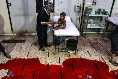 Російська авіація систематично атакувала цивільні лікарні в Сирії, - розслідування NYT