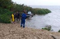 На Дніпрі на Київщині перевернувся човен із дев'ятьма пасажирами