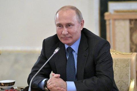 """Путін заявив, що Росія """"неминуче"""" відновить відносини з Україною"""