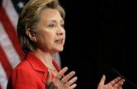 Хиллари Клинтон обвинила режим Каддафи в изнасилованиях