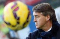 Манчіні очолив збірну Італії