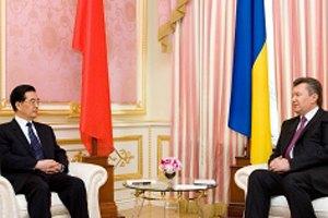 Китай видит прогресс в отношениях с Украиной