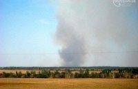 Армия РФ обстреливала Широкино запрещенными кассетными боеприпасами, - пресс-центр АТО