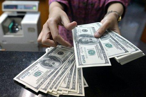 У листопаді українці продали валюти на $21,3 млн більше, ніж купили