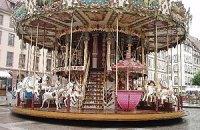 Харьковский парк купил карусель за 2 млн евро