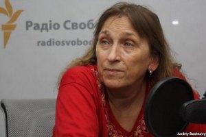 """Социолог намерена засудить """"подбарьерную даму"""" Королевскую"""