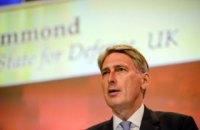 Міністр фінансів Британії спростував інформацію про змову проти Мей