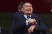 """Одіозний президент """"Барселони"""" покинув свою посаду"""