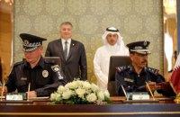 Украина и Катар подписали договор о сотрудничестве в правоохранительной сфере