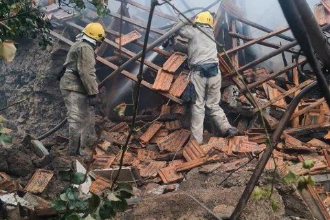 В Запорізькій області стався вибух газу в приватному будинку, є постраждалий