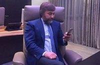 Новинский вернулся в Киев