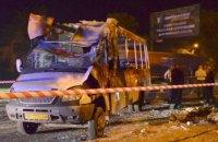 В Николаеве маршрутка столкнулась с грузовиком, погибло два человека