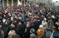 Четыре столичных рынка присоединились к национальной забастовке