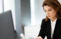 Марина Порошенко: у медзакладах Києва працюють 30 тисяч людей, щеплення отримали лише 650