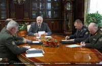 """Лукашенко звинуватив Україну у відкритті """"нового фронту"""" проти Білорусі"""