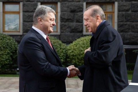 Эрдоган: Мы не признали и не признаем незаконную аннексию Крыма