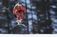 Норвежский горнолыжник Аксель Лунд Свиндал выиграл на Играх скоростной спуск