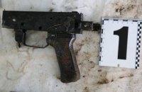 СБУ показала найденное оружие, которое использовали против Майдана