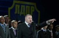 Путін нагородив Жириновського орденом