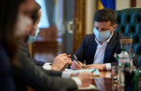 Зеленский приказал найти виновных в срыве доплат медикам