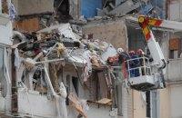 Кличко подтвердил, что взорвавшийся дом на Позняках будут сносить полностью