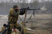 Оккупационные войска обстреляли защитников Крымского из запрещенных минометов