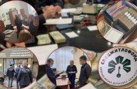 Прокуратура розповіла деталі масштабних обшуків у Києві