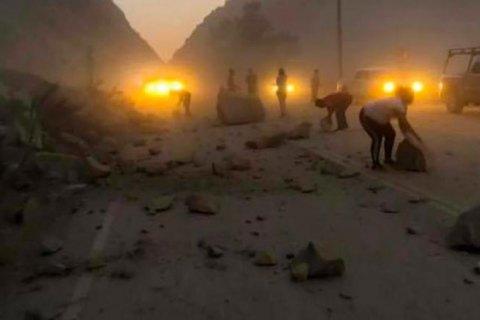 В Калифорнии второй раз за неделю произошло крупнейшее за 20 лет землетрясение