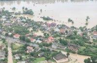 Аваков показал масштабы затоплений на западе Украины