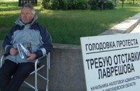 В Николаеве директор завода объявил голодовку