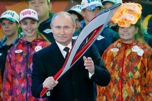 Financial Times: Путин позвонит, и лед зальется, прыгуны полетят, лыжи поедут