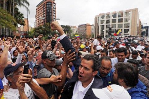 """Хуан Гуайдо назвал события в Венесуэле """"тихим геноцидом"""""""
