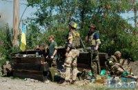 Из окружения вышли еще 84 бойца