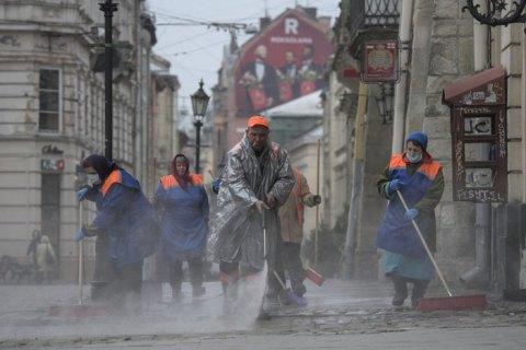Львовская область в несколько раз обошла другие регионы по количеству новых случаев коронавируса