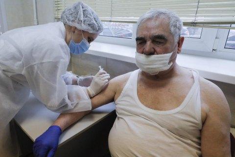 В Україні працює близько 200 центрів вакцинації від коронавірусу