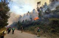 Українські пожежники рятують Грецію від вогню у найбезпечніших районах