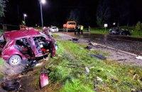 П'яний водій скоїв ДТП з трьома загиблими біля Дрогобича