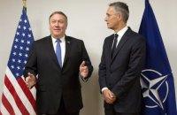 У НАТО чекають дій з боку України для вступу в Альянс, - держсекретар США