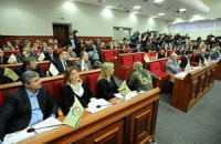 Попов подарил паралимпийцам землю за Троещиной