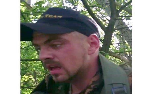 Краснов Владимир Петрович, разведчик-кулеметчик, позывной «Барон»